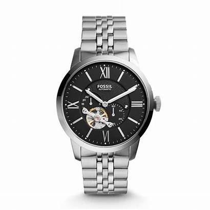 Fossil Automatic Townsman Mens Dial