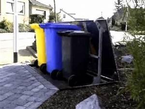 Mülleimer Selber Bauen : versenkbare m lltonnen m lltonnenlift m lltonnenbox doovi ~ Markanthonyermac.com Haus und Dekorationen