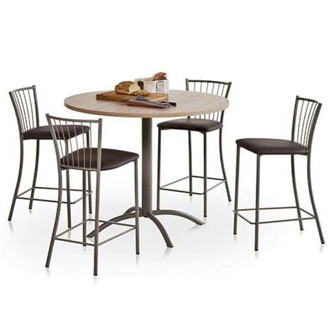 la table de cuisine table de cuisine ronde comment la choisir