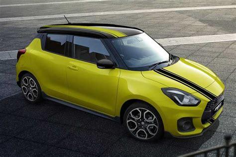 Suzuki Swift Sport Bee Racing Limited Edition Unveiled