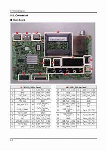 Samsung Ue50h5000awxbt 05 Wiring Diagram Service Manual