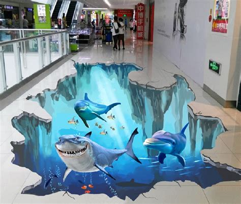 bathroom wall covering ideas a complete guide to 3d epoxy flooring and 3d floor designs
