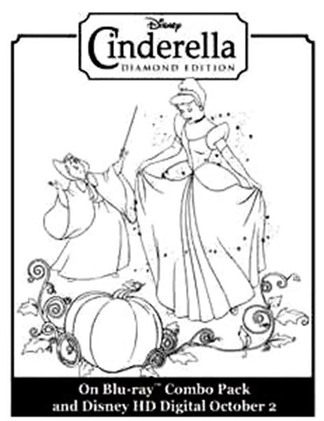 a to z stuff cinderella activity and color pages 177 | cinderelladiamondcolorpage