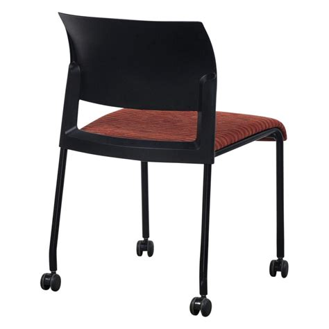 steelcase move used mobile stack chair line