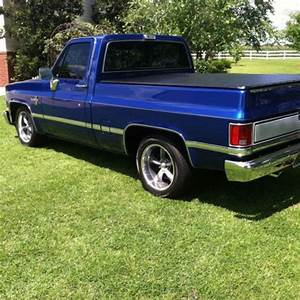 Find Used Awesome 1986 Chevy C10 In Slocomb  Alabama