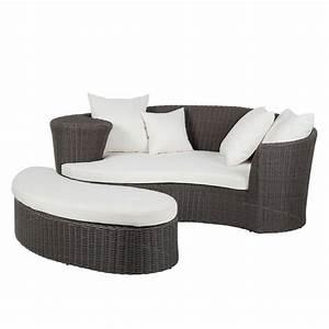 Polyrattan Lounge Grau : polyrattan grau preisvergleich die besten angebote online kaufen ~ Indierocktalk.com Haus und Dekorationen