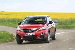 Peugeot 3008 Essai : essai peugeot 3008 bluehdi 100 notre avis sur le diesel premier prix photo 10 l 39 argus ~ Gottalentnigeria.com Avis de Voitures