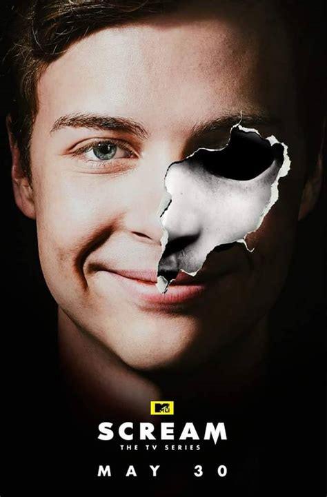 Scream Noah Season 2 Poster Scream The Tv Series