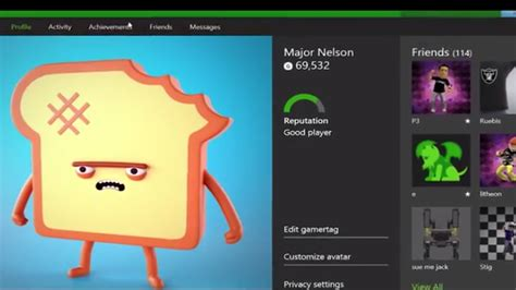 S New Profile Page Will Let You Watch Xbox One Gameplay Clips Polygon