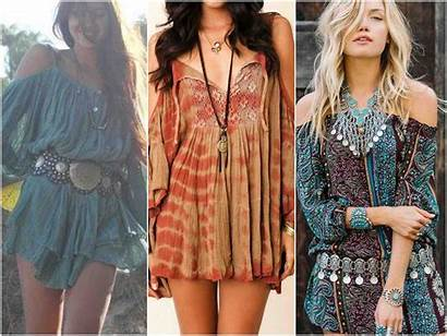 Bohemian Clothing Ethnic Boho Chic Clothes Outfits