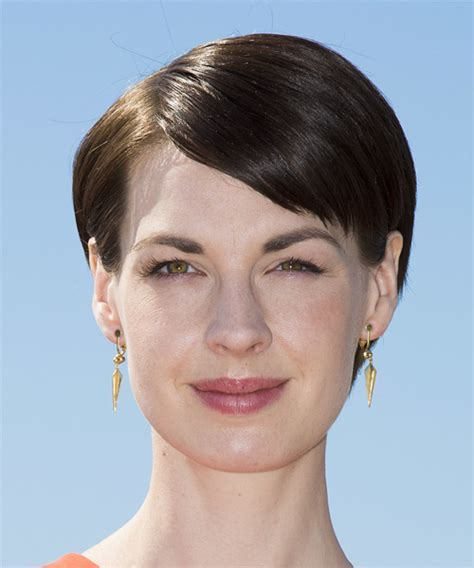 Jessica Raine Hairstyles for 2017   Celebrity Hairstyles