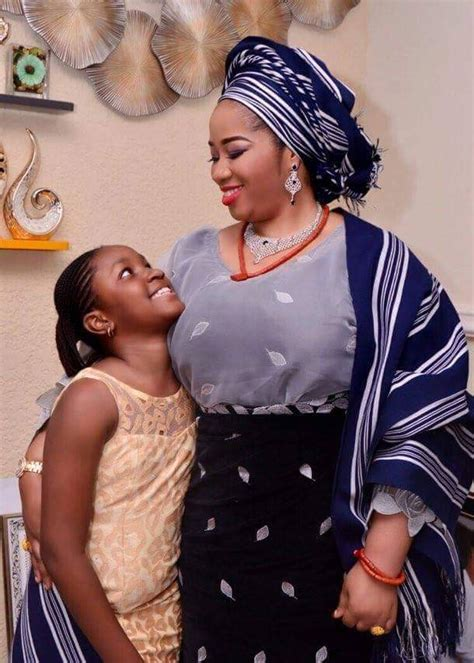 Photos: Governor Yahaya Bello welcomes a baby boy with his ...