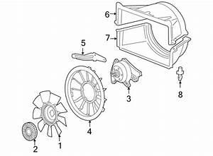 Gmc Sierra 2500 Hd Classic Engine Cooling Fan Clutch Blade