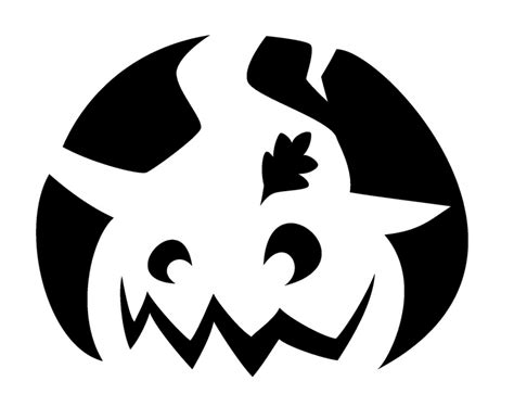 free printable pumpkin stencils my cosy home free halloween stencils to print and cut out
