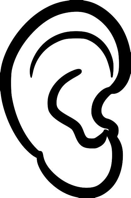 Ear Clip Ear Clip Arts Cliparts