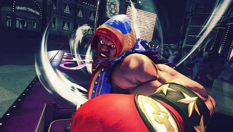 Street Fighter Balrog Destroyer Of Rules Street Fighter V