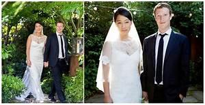 mark zuckerberg gets married bride in claire pettibone ...