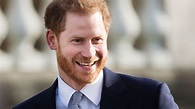 Prince Harry Starts His New Life at a Summit for ...