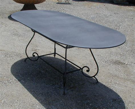 table fer forge