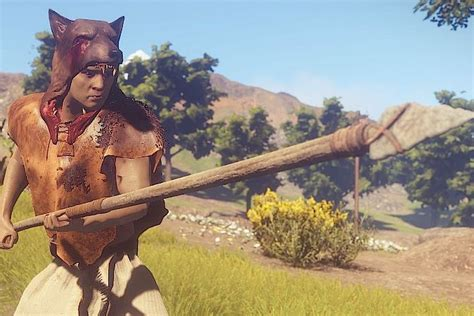 Rust Großer Ofen by Rust Comes Out Of Early Access In February Polygon