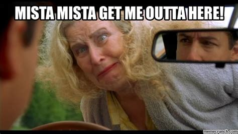 Happy Gilmore Meme - get me outta here memes