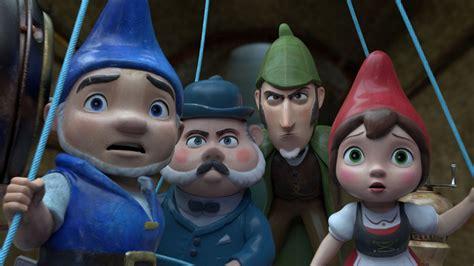 sherlock gnomes review dir john stevenson