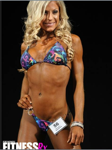 Figure Competitor Charlene Petersen Interview with