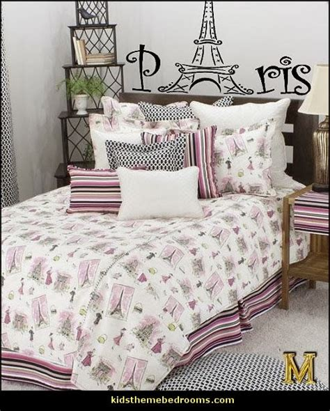 decorating theme bedrooms maries manor paris themed bedding