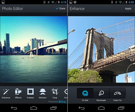 android photo editor aviary photo editor for android v3 0 update brings new