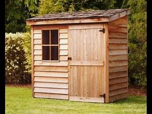 8x10 lean to shed plans blueprints for making a storage With 8x10 barn shed