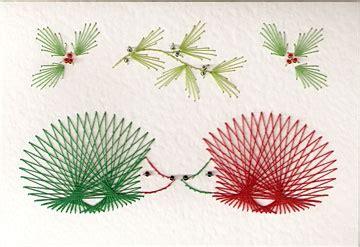 card pattern stitching patterns