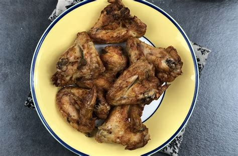 keto air fryer wings chicken carb low fried diet pink buffalo meals recipe tasting foods