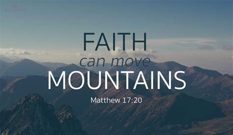 faith  move mountains matthew  ecard