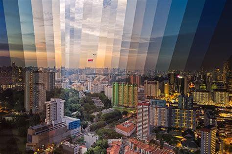 time slice  put  fascinating spin  landscape