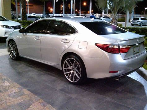lexus es 350 rims lexus es 350 with rims google search my style