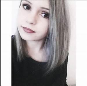Blond Grau Haarfarbe : haare grau gef rbt wie bekomme ich sie wieder blond granny hair wei blond friseur haarfarbe ~ Frokenaadalensverden.com Haus und Dekorationen