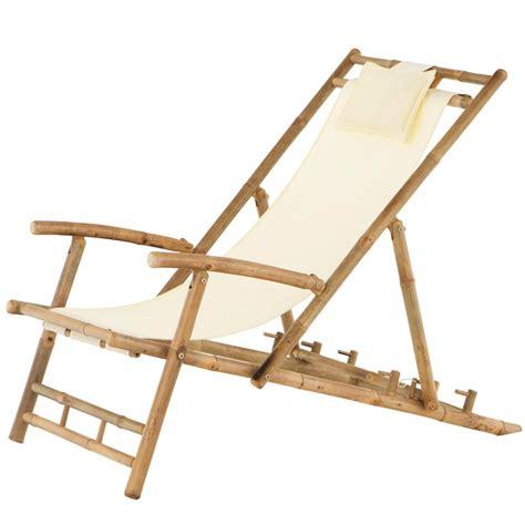 la chaise de bambou transats le florilège de l 39 été