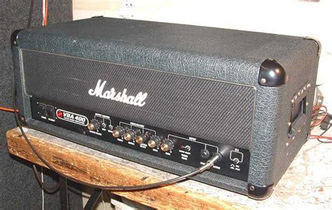 Servicing A Marshall Vba 400 Amplifier Head