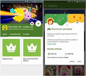 Record and share your mobile gaming adventures with Google ...
