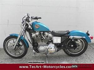 1994 Harley Davidson Sportster 883 Belt  Screamin Eagle