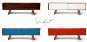 Meuble Tv Vintage Scandinave : le meuble scandinave fa on 2013 blog meuble ~ Teatrodelosmanantiales.com Idées de Décoration