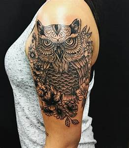 Tatouage Chouette Signification : tattoos for women meaning images ~ Melissatoandfro.com Idées de Décoration