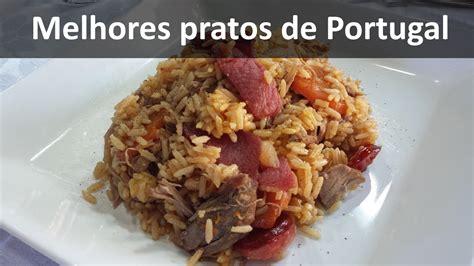 Melhores pratos de Portugal - YouTube
