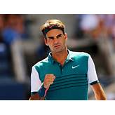 Perfect 10 as Roger Federer Makes US Open Last 16 - Tennis News