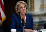 Betsy DeVos Proposes Sexual Misconduct Guidelines To ...
