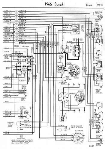 Wiring Diagrams Buick Riviera Part Circuit