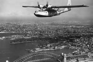 Catalina Flying Boats In Australia by Catalina Restored Flying Boat Takes Pride Of Place At