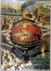 French Book - Le Tour Du Monde En 80 Jours - Babylangues