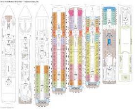 Enchantment Of The Seas Deck Plan Pdf by Enchantment Of The Seas Deck Plans Pdf