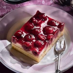 Kirschkuchen Blech Pudding : die besten 25 kirschkuchen blech ideen auf pinterest ~ Lizthompson.info Haus und Dekorationen
